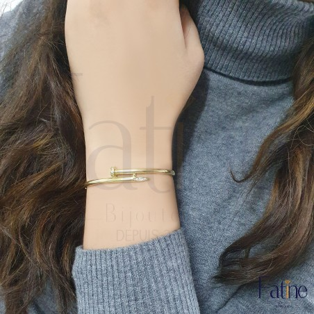 Bracelet 158 en Or 18 carats